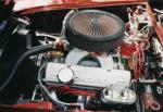 1971 CHEVROLET CORVETTE CUSTOM STINGRAY - Engine - 20665