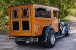 1931 FORD MODEL A CUSTOM WOODY SEDAN DELIVERY - Rear 3/4 - 20686
