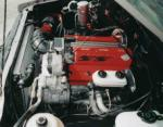 1984 CHEVROLET S-10 PICKUP - Engine - 20721