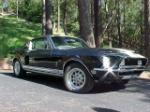 1968 SHELBY GT500 KR FASTBACK - Front 3/4 - 20785