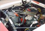 1969 CHEVROLET CAMARO INDY PACE CAR CONVERTIBLE - Engine - 20816