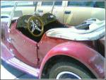 1957 MG TD 2 DOOR ROADSTER RE-CREATION - Interior - 20834