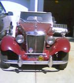 1957 MG TD 2 DOOR ROADSTER RE-CREATION - Side Profile - 20834