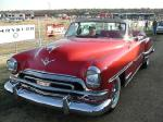 1954 CHRYSLER NEW YORKER DELUXE CONVERTIBLE - Front 3/4 - 20856