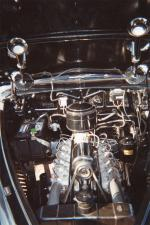 1940 LINCOLN ZEPHYR 3-WINDOW COUPE - Engine - 20891