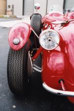 1952 ALLARD J2X ROADSTER - Side Profile - 20906