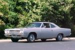 1968 PLYMOUTH HEMI ROAD RUNNER COUPE - Front 3/4 - 20926