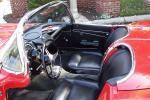 1962 CHEVROLET CORVETTE FI CONVERTIBLE - Interior - 20939