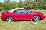 1996 FORD MUSTANG COBRA CONVERTIBLE - Side Profile - 210049