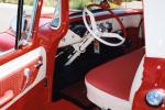1957 CHEVROLET 1/2 TON PICKUP - Interior - 21006