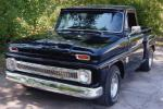 1964 CHEVROLET CUSTOM PICKUP - Front 3/4 - 21013