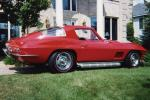 1967 CHEVROLET CORVETTE 427/435 COUPE - Front 3/4 - 21061
