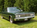 1967 DODGE CORONET R/T HEMI 2 DOOR HARDTOP - Side Profile - 21073