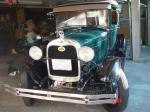 1928 FORD MODEL A SPORT COUPE - Side Profile - 21118