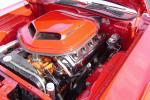 1971 DODGE CHALLENGER CONVERTIBLE HEMI RE-CREATION - Engine - 21174