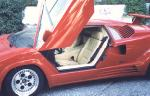 1989 LAMBORGHINI COUNTACH 25TH ANNIVERSARY - Interior - 21181