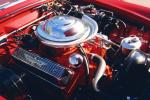 1955 FORD THUNDERBIRD CONVERTIBLE - Engine - 21189