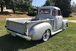 1952 CHEVROLET 3100 CUSTOM PICKUP - Rear 3/4 - 212075