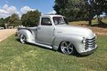 1952 CHEVROLET 3100 CUSTOM PICKUP - Side Profile - 212075
