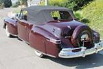 1947 LINCOLN CONTINENTAL CABRIOLET - Rear 3/4 - 212117
