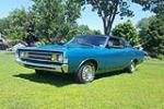 1969 FORD TORINO GT - Front 3/4 - 212191