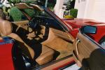 1986 MERCEDES-BENZ 560SL CONVERTIBLE - Interior - 21237