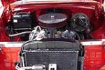 1956 CHEVROLET BEL AIR CUSTOM 2-DOOR POST - Engine - 212607