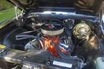 1972 CHEVROLET CHEVELLE SS 454 RE-CREATION CONVERTIBLE - Engine - 212639