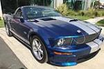 2008 FORD SHELBY GT CONVERTIBLE - Front 3/4 - 212669