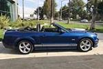 2008 FORD SHELBY GT CONVERTIBLE - Side Profile - 212669