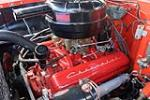 1956 CHEVROLET BEL AIR CONVERTIBLE - Engine - 212819