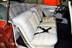 1963 CHRYSLER CROWN IMPERIAL CONVERTIBLE - Interior - 212835
