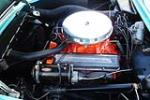 1957 CHEVROLET CORVETTE CONVERTIBLE - Engine - 212995
