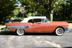 1958 BUICK SPECIAL CONVERTIBLE - Side Profile - 21327