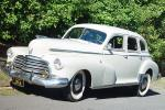 1946 CHEVROLET FLEETMASTER 4 DOOR SEDAN - Front 3/4 - 21331