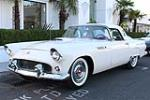 1955 FORD THUNDERBIRD CONVERTIBLE - Front 3/4 - 213626