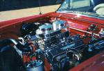 1956 FORD THUNDERBIRD CONVERTIBLE - Engine - 21467