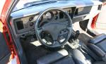 1985 FORD MUSTANG SVO COUPE - Interior - 21572