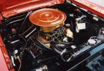 1965 FORD MUSTANG CONVERTIBLE - Engine - 21585