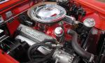 1957 FORD THUNDERBIRD CONVERTIBLE - Engine - 21620