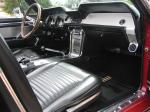 1967 FORD MUSTANG CONVERTIBLE - Side Profile - 21674