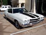 1970 CHEVROLET CHEVELLE SS HARDTOP - Front 3/4 - 21803