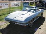 1966 CHEVROLET CORVETTE CONVERTIBLE - Front 3/4 - 21805