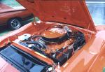1970 PLYMOUTH SUPERBIRD COUPE - Engine - 21908