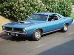 1970 PLYMOUTH COUPE - Front 3/4 - 21943