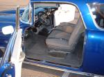 1955 CHEVROLET BEL AIR NOMAD STATION WAGON - Interior - 21945