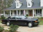 "1991 BENTLEY ZER-GREEN ""R"" 4 DOOR SEDAN - Side Profile - 21949"