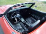 1969 CHEVROLET CORVETTE 427 STINGRAY CONVERTIBLE - Interior - 21970