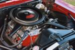 1967 CHEVROLET CAMARO CONVERTIBLE - Engine - 21992
