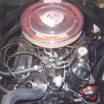 """1965 FORD MUSTANG GT """"K"""" CONVERTIBLE - Engine - 22007"""